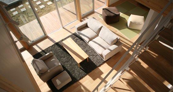 Фотография: Терраса в стиле Прованс и Кантри, Дом, Дома и квартиры, Япония – фото на InMyRoom.ru