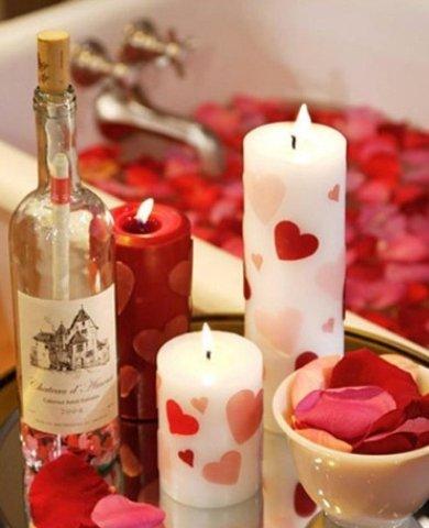Фотография: Прихожая в стиле Классический, Декор интерьера, DIY, Праздник, День святого Валентина – фото на InMyRoom.ru