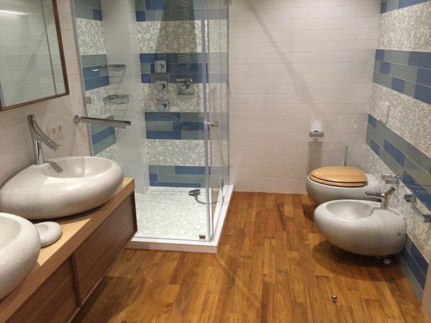 Фотография: Ванная в стиле Современный, Советы, Никита Морозов, Сантехника, KM-Studio – фото на INMYROOM