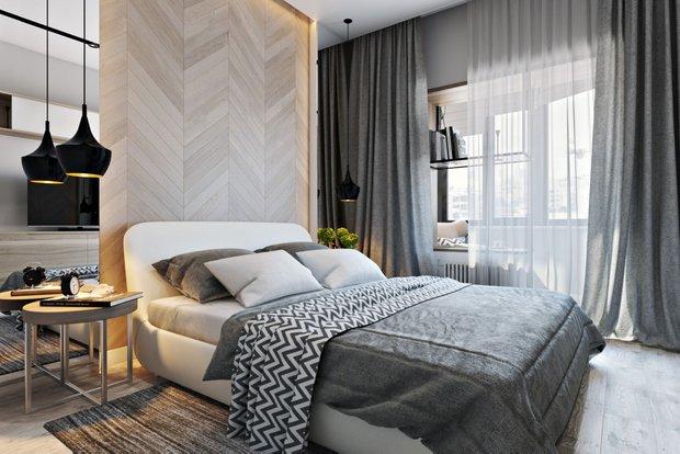 Фотография: Спальня в стиле Современный, Советы, BlueSleep – фото на INMYROOM