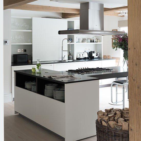 Фотография: Кухня и столовая в стиле Скандинавский, Интерьер комнат, Бытовая техника – фото на INMYROOM