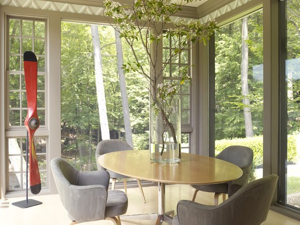 Фотография: Балкон, Терраса в стиле , Лофт, Эклектика, Декор интерьера, Швеция, Декор дома, Советы, Шебби-шик – фото на INMYROOM