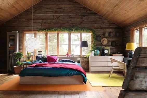 Фотография: Спальня в стиле Прованс и Кантри, Индустрия, Люди, IKEA – фото на INMYROOM