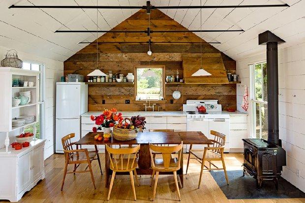 Фотография:  в стиле , Дом и дача, как обновить дачный дом – фото на INMYROOM