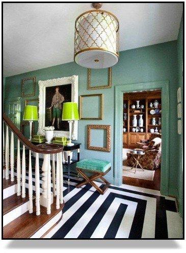 Фотография: Прихожая в стиле Классический, Современный, Эклектика, Декор интерьера, Декор дома, Пол – фото на INMYROOM