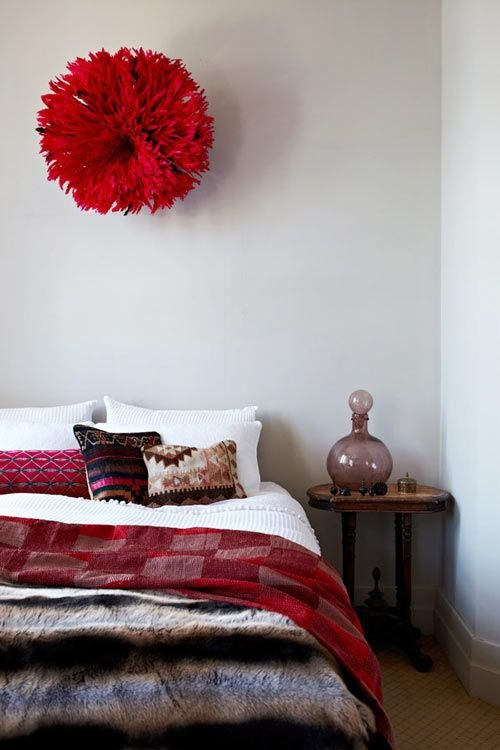 Фотография: Спальня в стиле Прованс и Кантри, Скандинавский, Современный, Декор интерьера, Декор, Советы – фото на INMYROOM