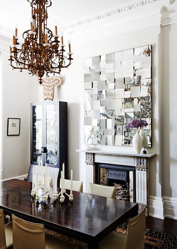 Фотография:  в стиле Классический, Современный, Эклектика, Дом, Дома и квартиры – фото на INMYROOM