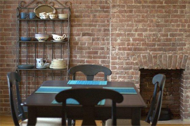 Фотография: Кухня и столовая в стиле Лофт, Декор интерьера, Декор дома, Стены – фото на INMYROOM