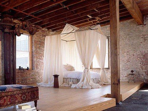 Фотография: Спальня в стиле Прованс и Кантри, Восточный, Гостиная, Интерьер комнат – фото на INMYROOM