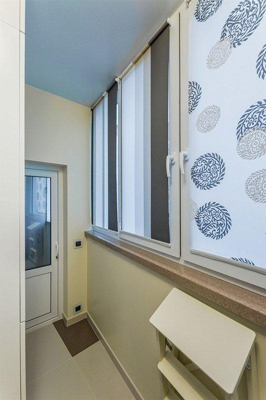 Фотография: Балкон, Терраса в стиле Современный, Кухня и столовая, Декор интерьера, Интерьер комнат, Проект недели – фото на INMYROOM