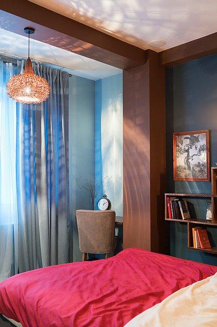 Фотография:  в стиле , Эклектика, Квартира, Проект недели, Москва, Марина Сирко – фото на InMyRoom.ru