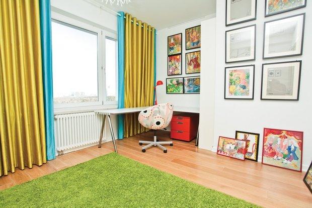 Фотография: Детская в стиле Современный, Декор интерьера, Декор дома, Картины – фото на INMYROOM