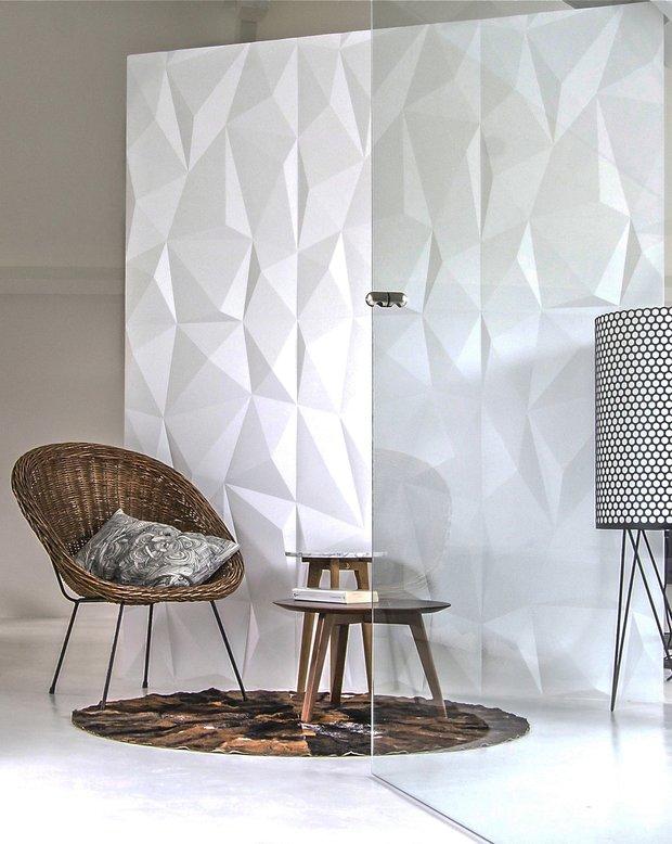 Фотография:  в стиле , Декор интерьера, гипс в интерьере, материал гипс, декор интерьера с помощью гипса – фото на InMyRoom.ru