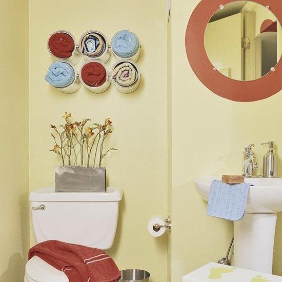 Фотография: Декор в стиле Эклектика, Ванная, Декор интерьера, DIY, Декор дома, Советы – фото на INMYROOM