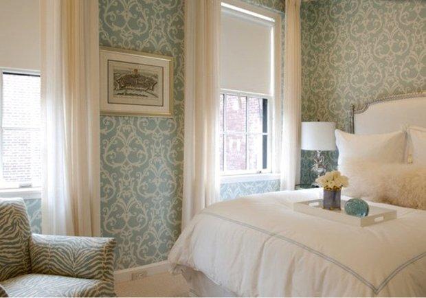Фотография: Спальня в стиле Прованс и Кантри, Квартира, Дома и квартиры, Пентхаус, Картины – фото на INMYROOM
