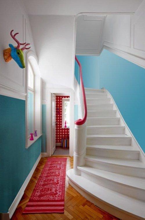 Фотография: Прихожая в стиле , Декор интерьера, Дизайн интерьера, Цвет в интерьере – фото на InMyRoom.ru