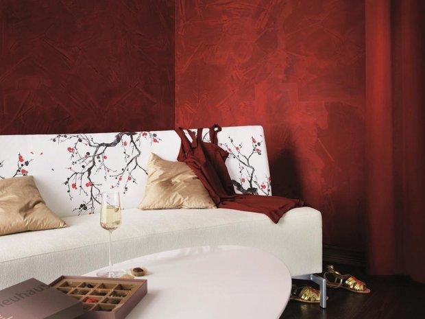 Фотография: Гостиная в стиле Современный, Восточный, Интерьер комнат – фото на INMYROOM