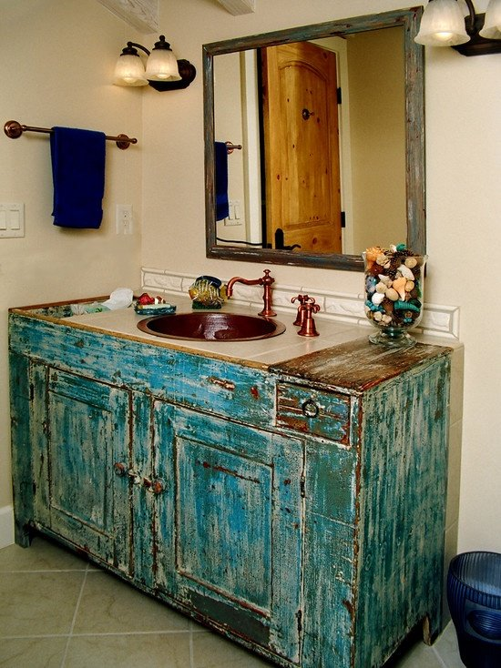 Фотография: Ванная в стиле Прованс и Кантри, Декор интерьера, Декор, Советы – фото на INMYROOM