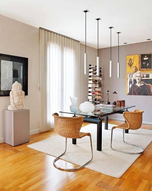 Фотография: Гостиная в стиле Современный, Эклектика, Декор интерьера, Квартира, Дома и квартиры, Майорка – фото на INMYROOM
