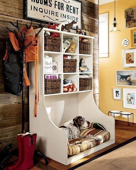Фотография: Прихожая в стиле Прованс и Кантри, Малогабаритная квартира, Квартира, Дома и квартиры – фото на INMYROOM