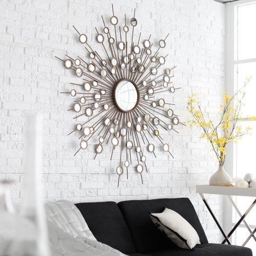 Фотография: Мебель и свет в стиле Эклектика, Декор интерьера, Декор дома, Зеркало – фото на INMYROOM