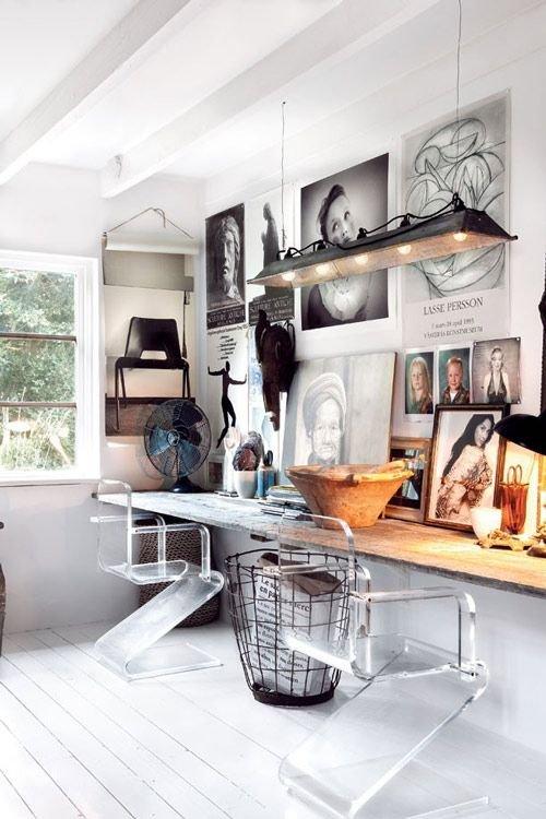 Фотография: Декор в стиле Лофт, Декор интерьера, Мебель и свет – фото на INMYROOM