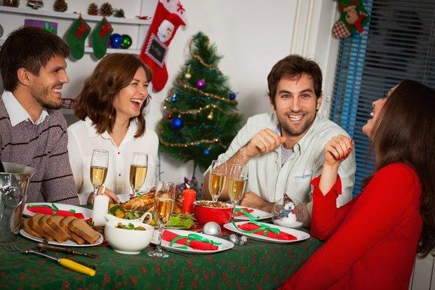 Фотография:  в стиле , Обзоры, Философия еды, Новогодний стол – фото на INMYROOM