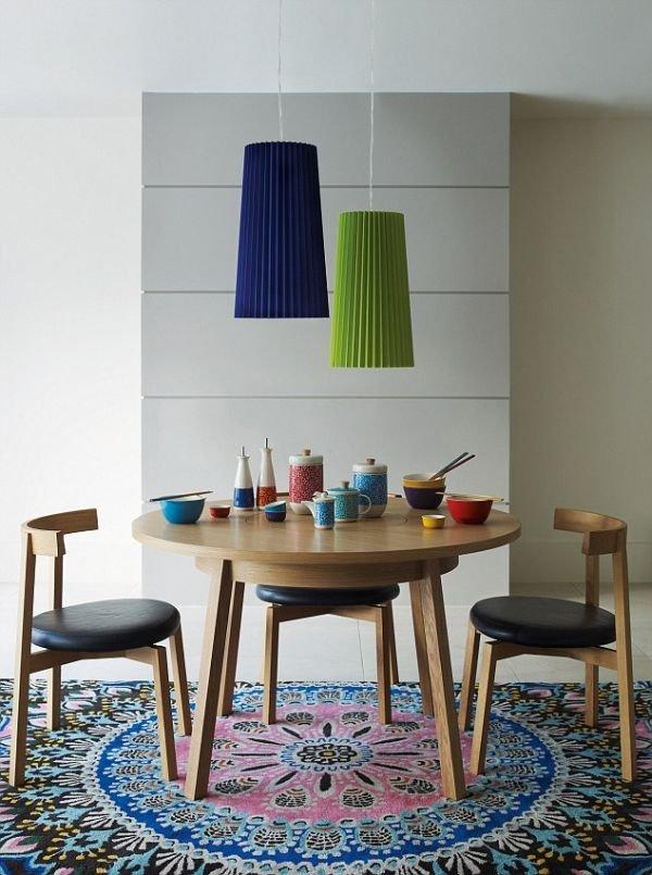 Фотография: Кухня и столовая в стиле Современный, Декор интерьера, Текстиль, Ковер, Пол – фото на INMYROOM