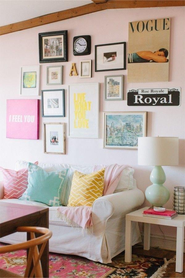 Фотография: Гостиная в стиле Скандинавский, Малогабаритная квартира, Квартира – фото на INMYROOM
