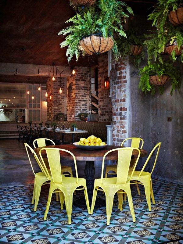 Фотография:  в стиле , Декор интерьера, Дизайн интерьера, Цвет в интерьере, Желтый – фото на INMYROOM