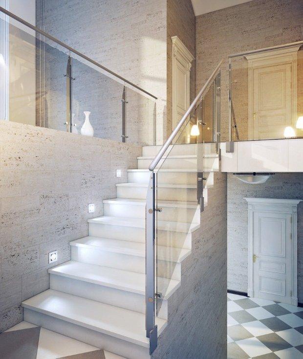 Фотография:  в стиле Современный, Декор интерьера, Дом, Дома и квартиры, Проект недели, Неоклассика – фото на INMYROOM