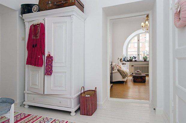 Фотография: Прочее в стиле , Скандинавский, Малогабаритная квартира, Квартира, Швеция, Франция, Дома и квартиры – фото на INMYROOM