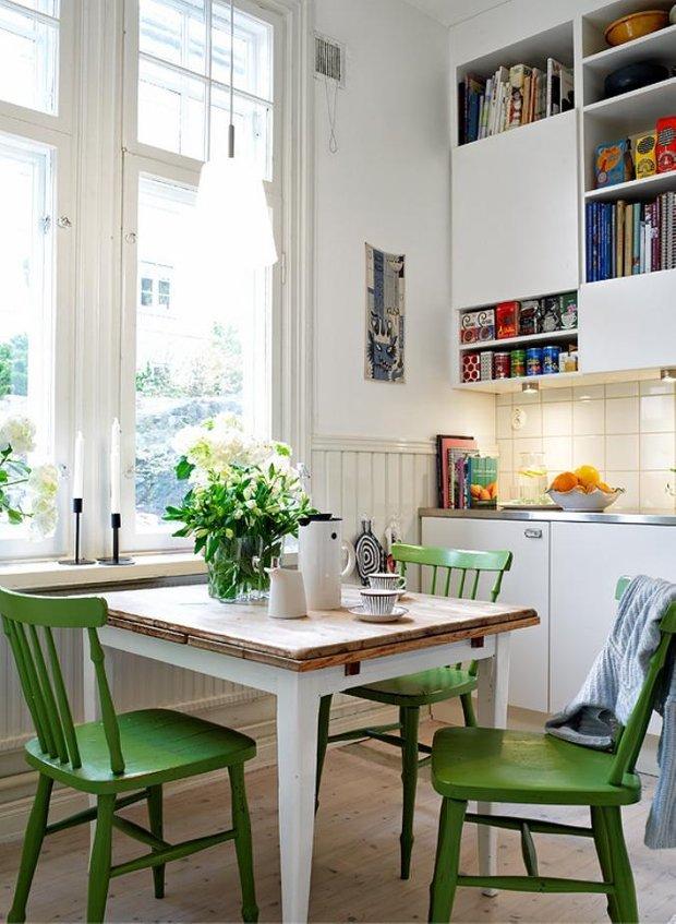 Фотография: Кухня и столовая в стиле Скандинавский, Декор интерьера, DIY, Стиль жизни, Советы – фото на INMYROOM