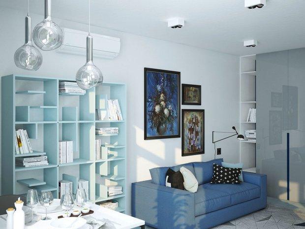 Фотография:  в стиле , Гид, Гранд, диван-кровать, малогабаритка – фото на INMYROOM