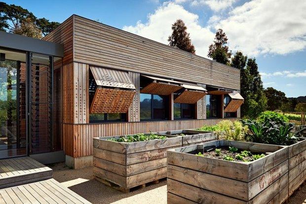 Фотография: Архитектура в стиле , Ландшафт, Дом и дача – фото на INMYROOM