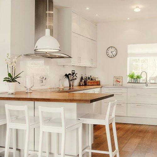 Фотография: Кухня и столовая в стиле Скандинавский, Современный, Декор интерьера, Часы, Декор дома – фото на INMYROOM
