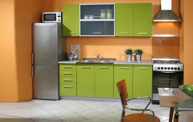 Фотография: Спальня в стиле Лофт, Кухня и столовая, Декор интерьера, Квартира, Дом, Декор, Оранжевый – фото на InMyRoom.ru