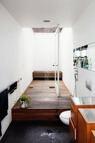 Фотография: Ванная в стиле Скандинавский, Современный, Декор интерьера, Интерьер комнат – фото на INMYROOM