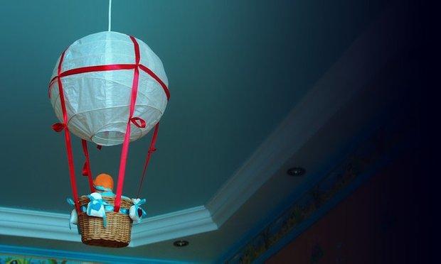 Фотография: Мебель и свет в стиле Современный, Детская, Декор интерьера, Интерьер комнат – фото на INMYROOM