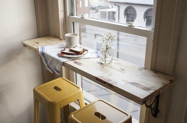 Фотография: Кухня и столовая в стиле Эко, Перепланировка, Finnish – фото на INMYROOM