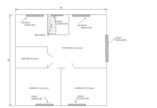 Фотография:  в стиле , Дом и дача – фото на INMYROOM