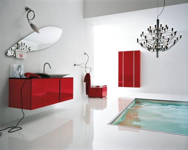 Фотография: Ванная в стиле Хай-тек, Декор интерьера, Квартира, Дом – фото на INMYROOM