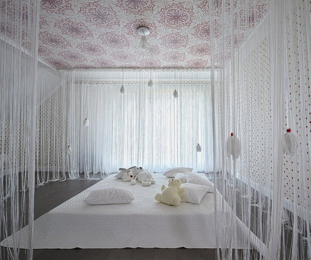 Фотография:  в стиле Современный, Эклектика, Дом, Дома и квартиры, Проект недели – фото на InMyRoom.ru