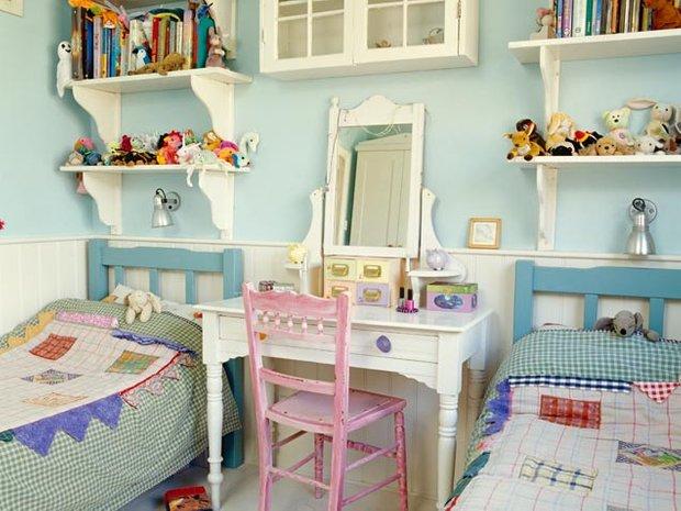 Фотография: Детская в стиле , Интерьер комнат – фото на INMYROOM