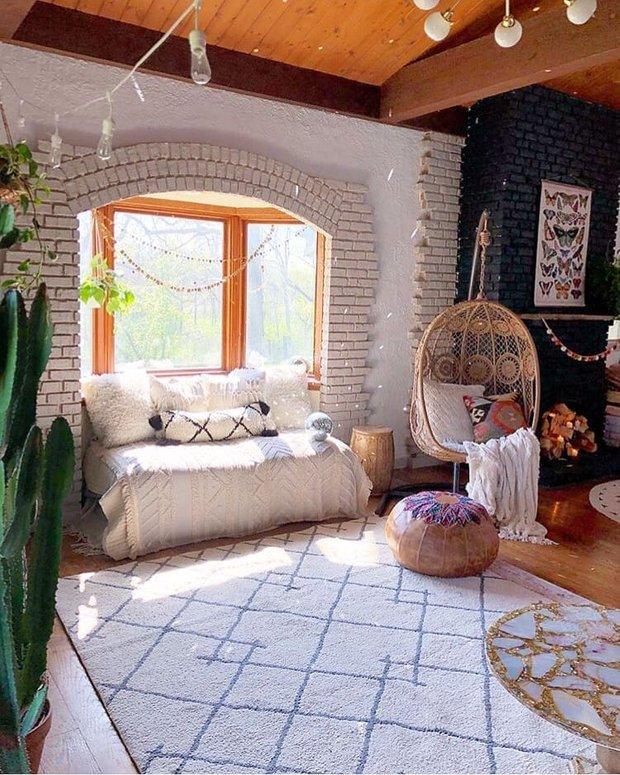 Фотография: Гостиная в стиле Эклектика, Декор интерьера, Дача, Дом и дача – фото на INMYROOM
