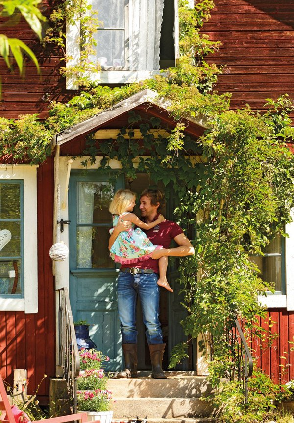 Фотография:  в стиле Прованс и Кантри, Дом, Дома и квартиры, IKEA, Проект недели, Дача – фото на INMYROOM