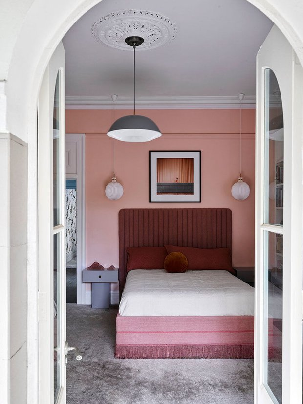 Фотография: Спальня в стиле Эклектика, Вдохновение – фото на INMYROOM