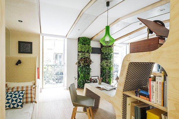 Фотография: Кабинет в стиле Эко, Декор интерьера – фото на INMYROOM