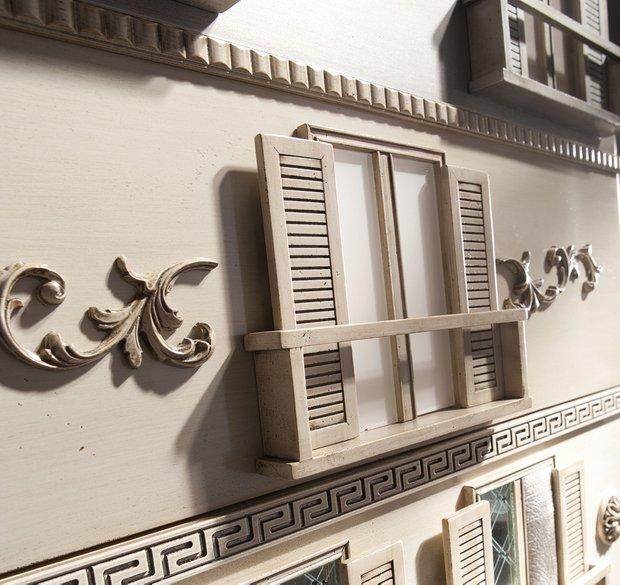 Фотография: Декор в стиле Прованс и Кантри, Современный, Гостиная, Интерьер комнат, Lola Glamour, Комод – фото на INMYROOM