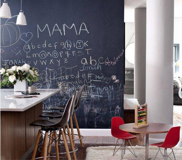 Фотография: Кухня и столовая в стиле Лофт, Декор интерьера, Дизайн интерьера, Цвет в интерьере, Советы, Ремонт – фото на INMYROOM